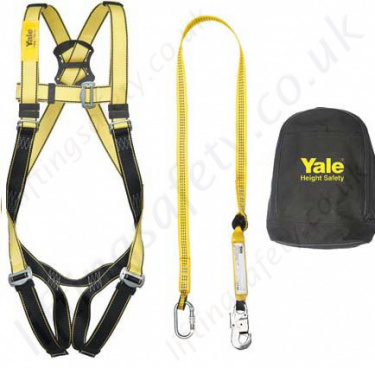 Yale Fall Arrest Kits Inc. Shock Absorbing Lanyards