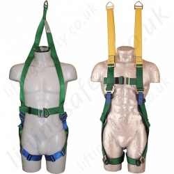 Abtech Fall Arrest and Rescue Harnesses