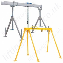 Light Weight Aluminium Lifting Gantries
