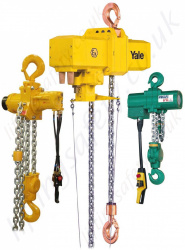 Atex Air Hoists, Pneumatic Anti-Sparking, Explosion Proof, Certified Monorail Hoists and Trolleys