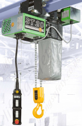Atex Electric Hoists and Monorail Trolleys, Anti-Sparking & Explosion Proof