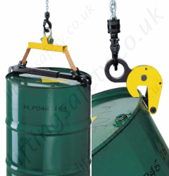 Camlok Bottle & Drum Handling Clamps