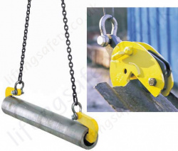 Camlok Groundwork & Construction Lifting Clamps