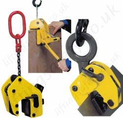 Camlok Non-Marking Material Lifting Clamps