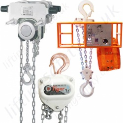 Hand Chain Hoists (Chain Blocks / Block & Tackle)