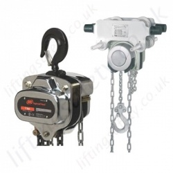 Corrosion Resistant Hand Chain Hoists: 500kg to 20,000kg