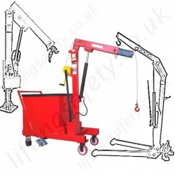 Cranes; Mobile, Portable and Fixed