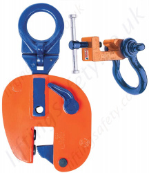Crosby Bulb Bar Section Lifting Clamps