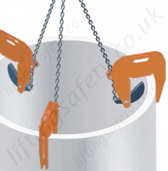 Crosby Groundwork & Construction Lifting Clamps