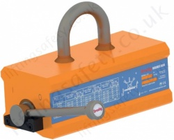 Crosby Lever Operated Permanent Lifting Magnets