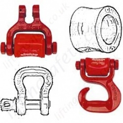 Crosby Sling Saver and Synthetic Sling Fittings