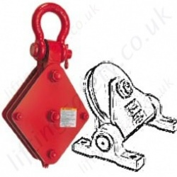 Crosby Western Pulley Sheaves