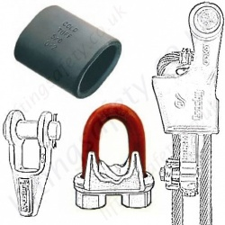 Crosby Wire Rope End Fittings Lifting Equipment