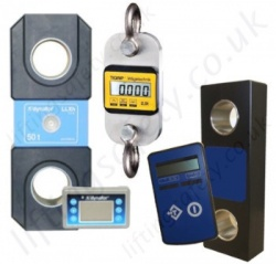 Load Weighing Equipment - Load Cells