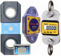 Digital Load Indicator and Load Cells 20kg - 300 Tonnes