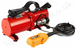 Hydraulic Pumps - Electric Driven