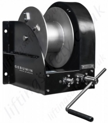 Gebuwin Hand Winches - 150kg to 7500kg