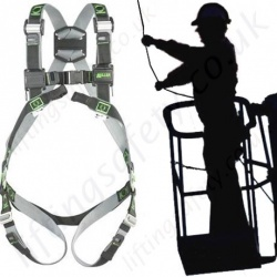 Fall Arrest Harness EN361