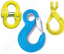 Lifting Chain Sling Components Grade 10 / 100