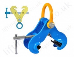 Gunnebo Beam Clamps, RSJ Girder Lifting and Suspension Clamps
