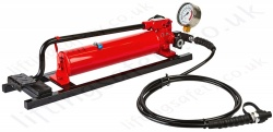 Hydraulic Foot Pumps