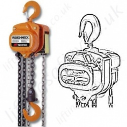 Ingersoll Rand  Hand Chain Hoists Hook Suspended (manual hoists)