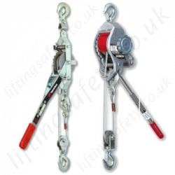 Ingersoll Rand Manual Wire Rope Cable Pullers and Hoists