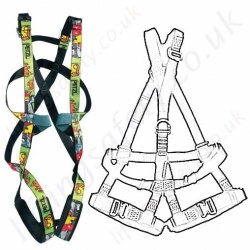Ladies Fall Arrest Harnesses (& Children's Harness)