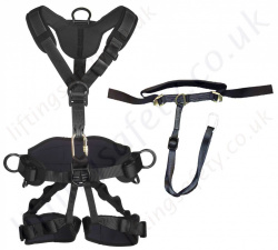 LiftingSafety Black Height Safety and PPE Equipment