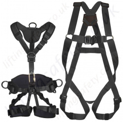 LiftingSafety Fall Arrest Safety Harnesses EN361