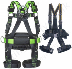 Other Miller EN361 and EN358 Work Positioning Harnesses