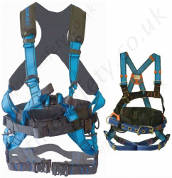 Other Tractel EN361 and EN358 Work Positioning Harnesses