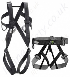 Petzl Black Height Safety and PPE Equipment