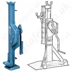 Pfaff Mechanical Non Hydraulic Jacks Head And Or Toe