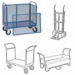 Platform Trucks & Trolleys