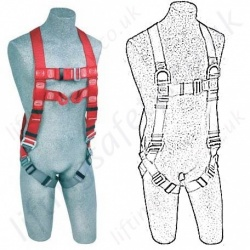 Protecta Pro 2 Industrial Climbing Fall Arrest Harnesses