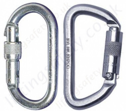 Protecta Steel Karabiners and Connectors