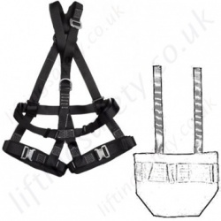 Ridgegear Black Height Safety and PPE Equipment