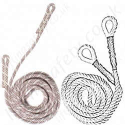 Ridgegear Synthetic Ropes and Achorage Lines