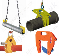 Round Section Lifting Clamps