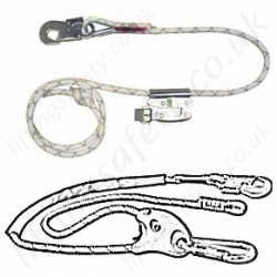 SALA Restraint Lanyards, Fall Prevention & Avoidance