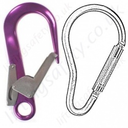 Scaffold Hooks & Wide Jaw Karabiners