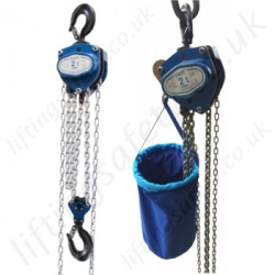 Tractel  Hand Chain Hoists, Hook Suspended (manual hoists)