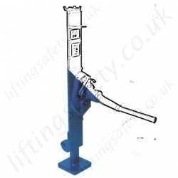 Tractel Mechanical (non-hydraulic) Jacks - Head and/or Toe Lift