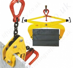 Tractel Non-Marking Lifting Clamps