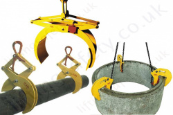 Tractel Round Section Lifting Clamps
