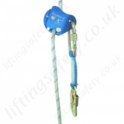 Tractel Rope Guided Fall Arrestors