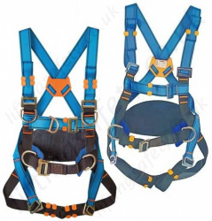 Tractel VertyTrac Standard Buckle Safety Harnesses EN361 and EN358