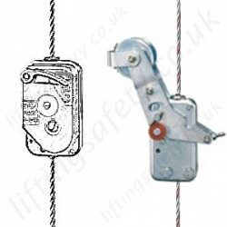 Wire Line Fall Arrest Blocks - Height Safety & Fall Arrest ...