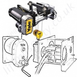Wire Rope Pulling Winches & Lifting Hoists - Lifting Equipment ...